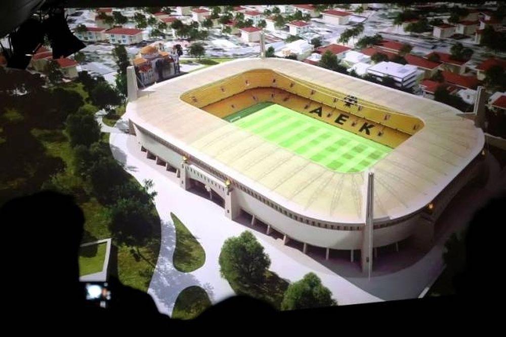 ΑΕΚ: Συμφωνία με ΣΥΡΙΖΑ για το γήπεδο