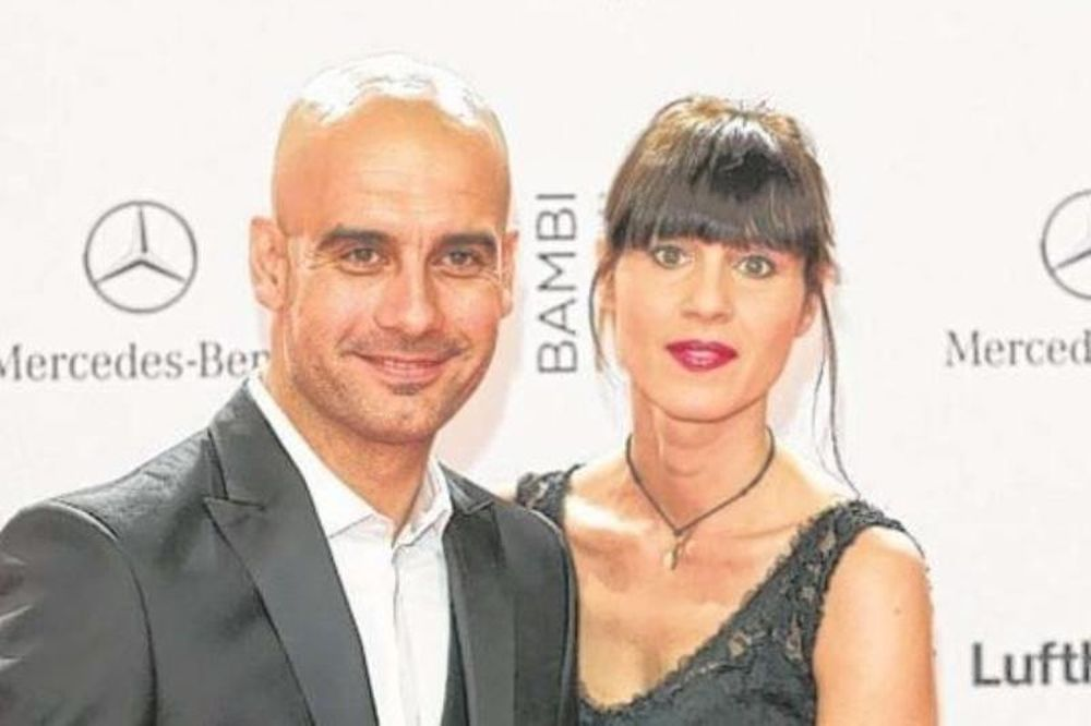 Πεπ Γκουαρντιόλα: Παντρεύτηκε την καλή του (photos)