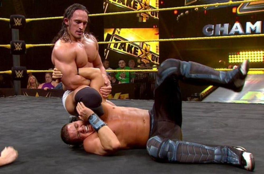 NXT: Θέαμα στο Takeover (photos+videos)