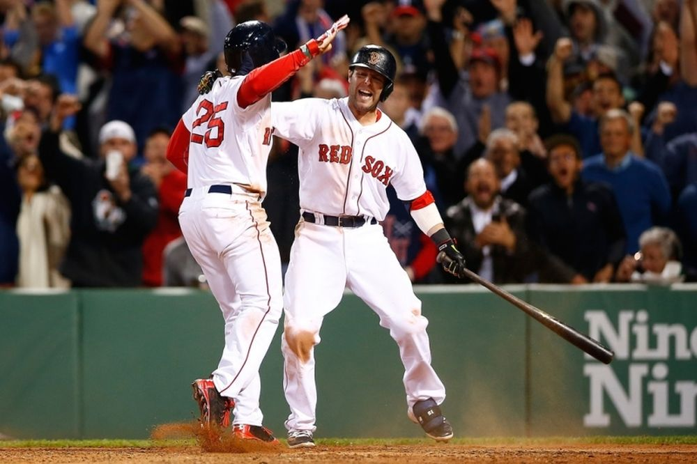MLB: Τέταρτη σερί νίκη για Ρεντ Σοξ (videos)