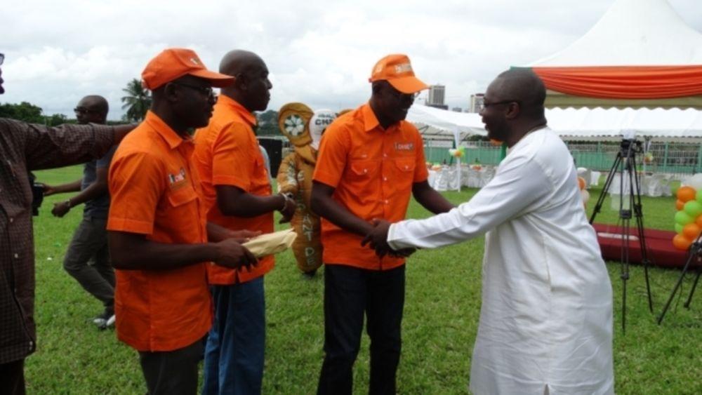 Μουντιαλικό δώρο στους οπαδούς της Ακτής Ελεφαντοστού (photos)