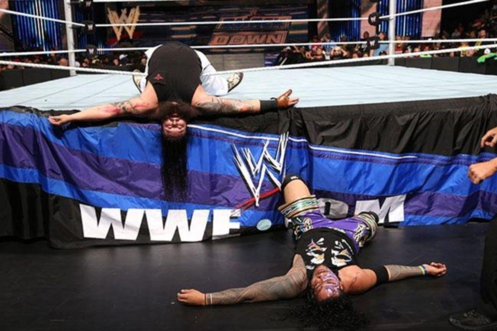 SmackDown: «Ζέσταμα» για Bray Wyatt (photos+videos)
