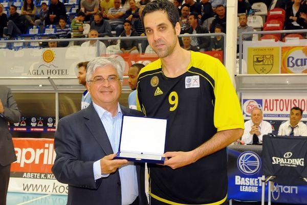 Χατζής: «Δεν ξεχνώ το πρωτάθλημα με την ΑΕΚ»