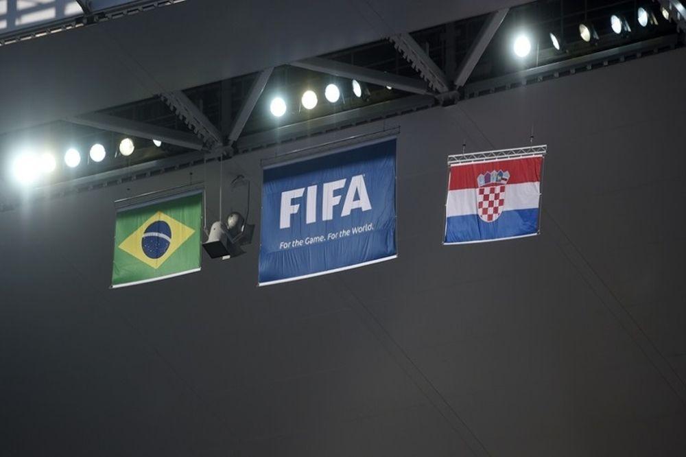 Βραζιλία-Κροατία: Οι ενδεκάδες της πρεμιέρας