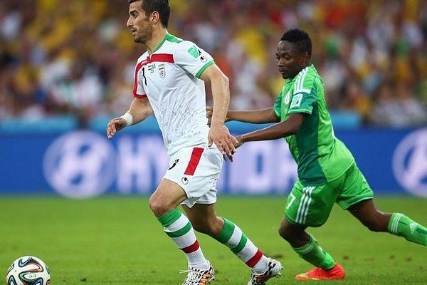 Παγκόσμιο Κύπελλο Ποδοσφαίρου 2014: Πρώτη ισοπαλία στο Ιράν – Νιγηρία! (photos)