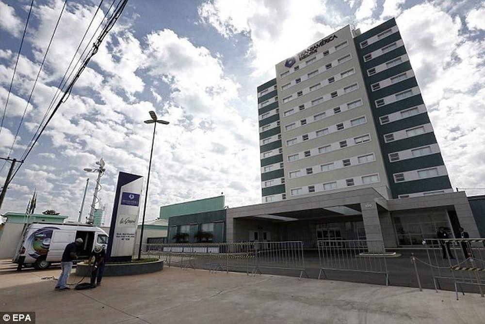 Μουντιάλ 2014: Πυροβολισμοί έξω από το ξενοδοχείο της Ονδούρας