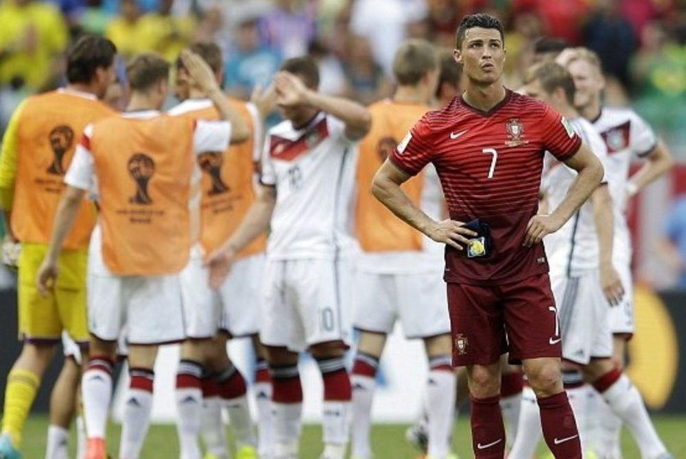 Παγκόσμιο Κύπελλο Ποδοσφαίρου 2014: Φήμες ότι ο Ρονάλντο είναι νοκ άουτ! (photos)
