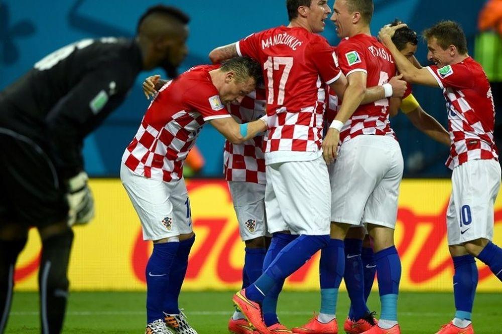 Καμερούν - Κροατία 0-4: Δάμασαν τα... λιοντάρια (photos)
