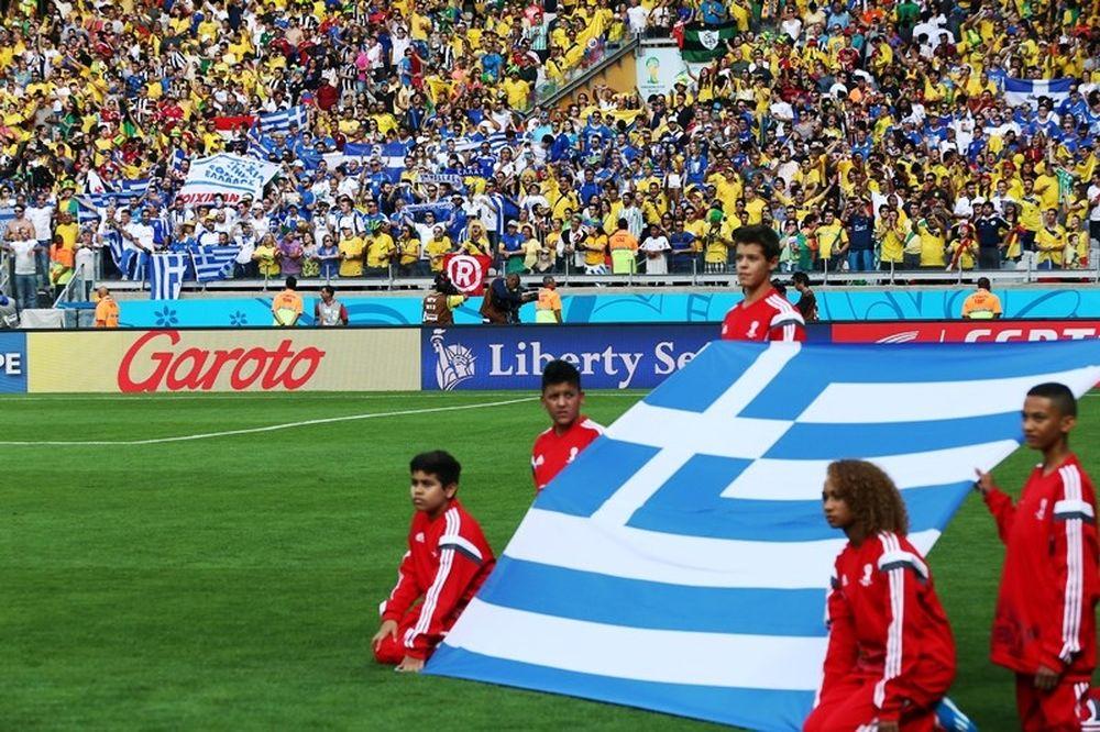 Βραζιλία ημέρα 11η: Πάνω από όλα το εθνόσημο!