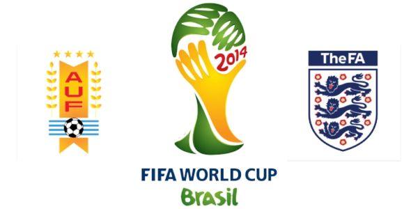 Παγκόσμιο Κύπελλο Ποδοσφαίρου 2014: Ουρουγουάη – Αγγλία (22.00 ΝΕΡΙΤ + videos)