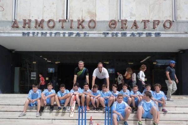 Κρίκετ: «Μαθητόκοσμος 2014» στην Κέρκυρα (photos)