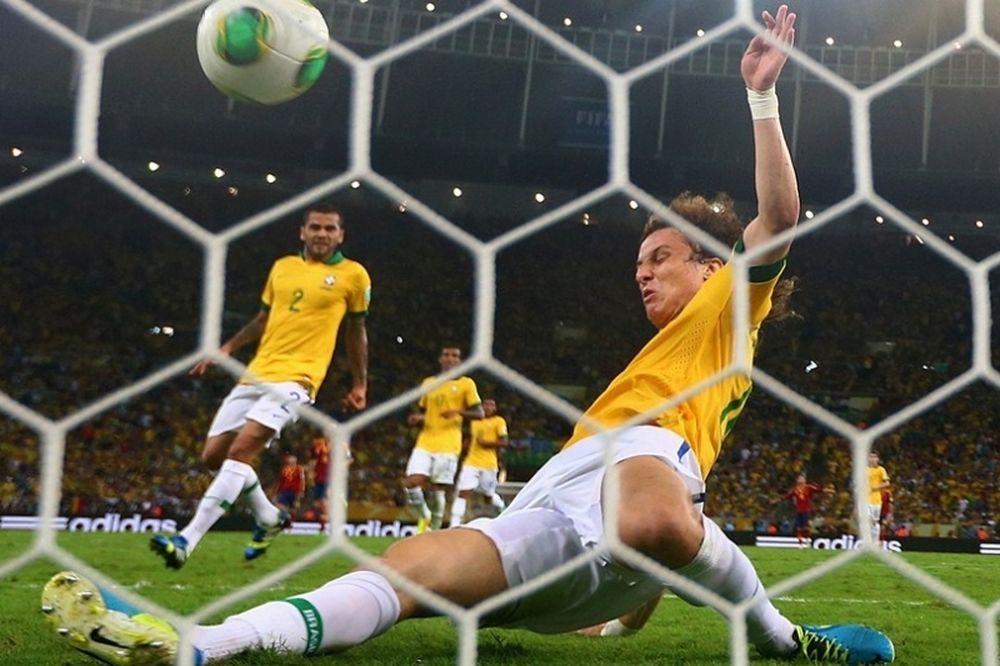 Παγκόσμιο Κύπελλο 2014: Ελπίζει σε κάτι καλό ο Νταβίντ Λουίζ