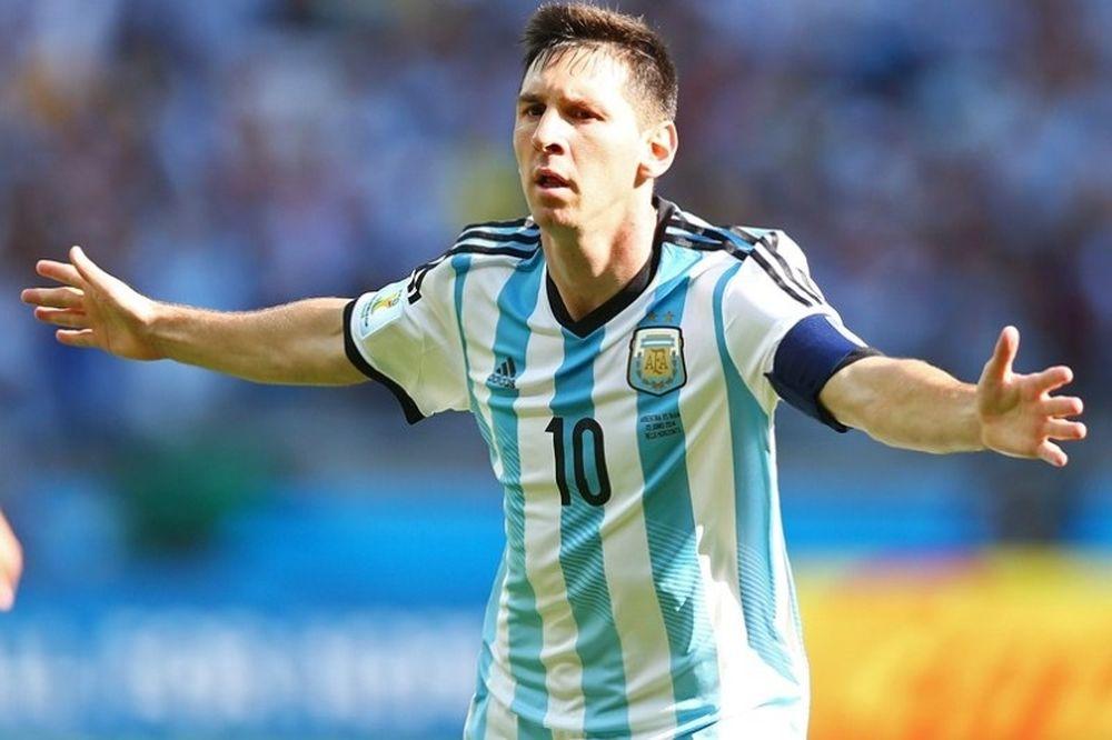 Αργεντινή - Ιράν: 29/30 γκολ με το αριστερό ο Μέσι (photos+video)