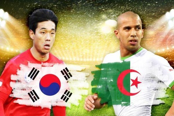 Παγκόσμιο Κύπελλο 2014: Νότια Κορέα – Αλγερία (22.00)