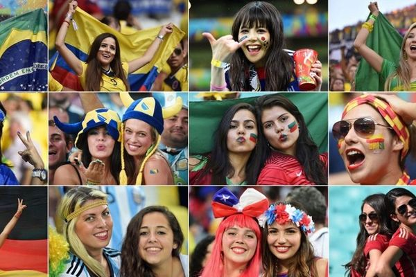 Παγκόσμιο Κύπελλο Ποδοσφαίρου 2014: Πρόγραμμα και αποτελέσματα (video+photos)