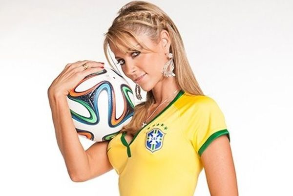 Η Ινές Σάινθ στο Onsports: «Βραζιλία - Αργεντινή ο τελικός, κοντά το Μεξικό» (photos+videos)