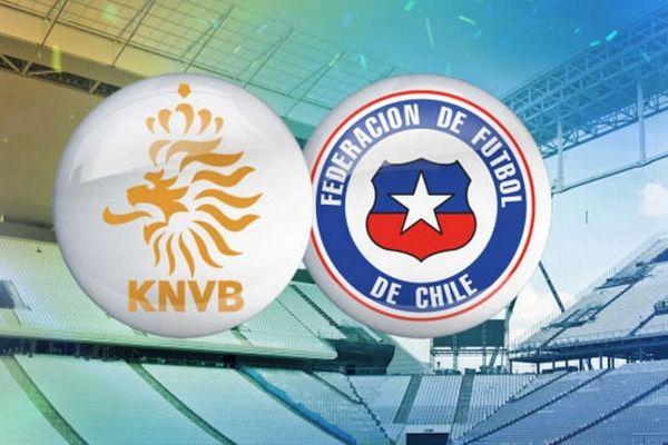 Παγκόσμιο Κύπελλο 2014: Ολλανδία – Χιλή (19.00 ΝΕΡΙΤ)