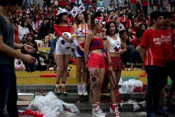 Παγκόσμιο Κύπελλο 2014: Μπάλα είναι και …πληγώνει (photos)