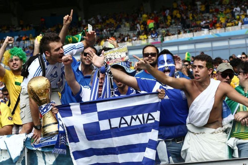 Ελλάδα – Ακτή Ελεφαντοστού: Οι Έλληνες στη Φορταλέζα (videο)