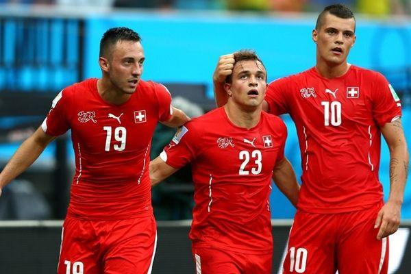 Ονδούρα - Ελβετία 0-3: Πρόκριση με… σόου Σακίρι (photos)