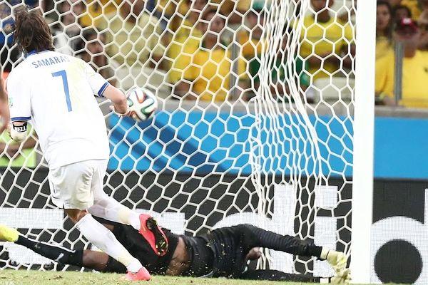 Παγκόσμιο Κύπελλο Ποδοσφαίρου 2014 – Ελλάδα: Πανηγύρισε για Σαμαρά ο Jay! (video)