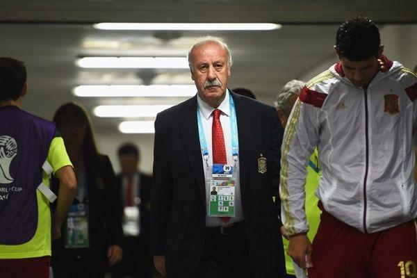 Παγκόσμιο Κύπελλο Ποδοσφαίρου 2014: Επιμένουν με Ντελ Μπόσκε οι Ισπανοί