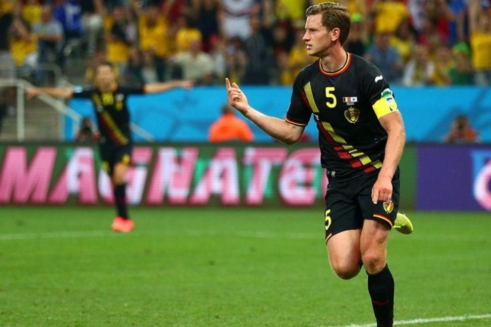 Νότια Κορέα - Βέλγιο 0-1: Έγραψε ιστορία με Βερτόγκεν