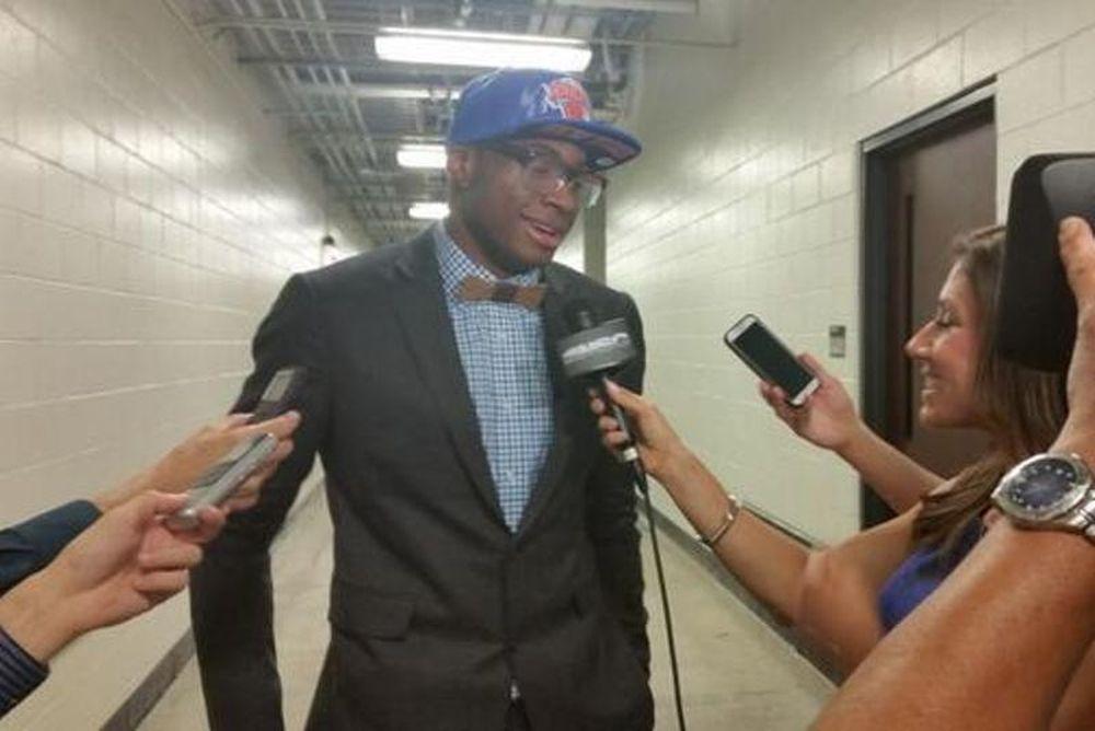 NBA Draft 2014: Στους Νικς ο Αντετοκούμπο, μία-μία οι επιλογές (video+photos)