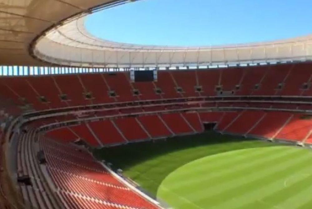 Ελλάδα - Κόστα Ρίκα: Παρουσιάζει το γήπεδο η Adidas (video)