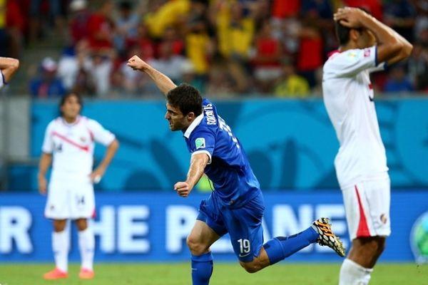 Κόστα Ρίκα - Ελλάδα 1-1 (5-3 πέναλτι): Δεν ήταν γραφτό