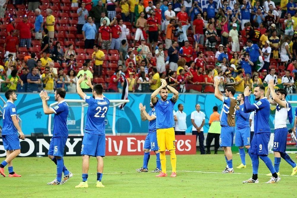 Παγκόσμιο Κύπελλο Ποδοσφαίρου: «Συγχαρητήρια για τον ωραίο αγώνα», έδωσε ο Βενιζέλος