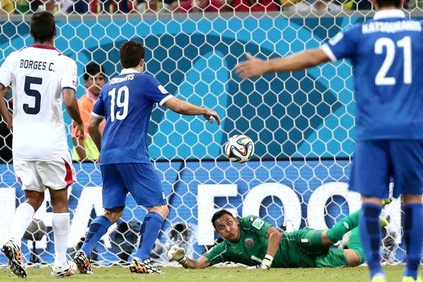 Παγκόσμιο Κύπελλο Ποδοσφαίρου - Φάση των 16: Παπασταθόπουλος, το μεγαλύτερο όνομα