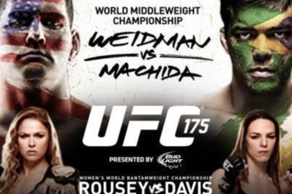 UFC 175: Countdown για Λας Βέγκας