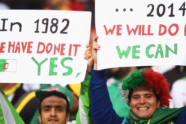 Γερμανία - Αλγερία: Θέλουν εκδίκηση οι Αλγερινοί