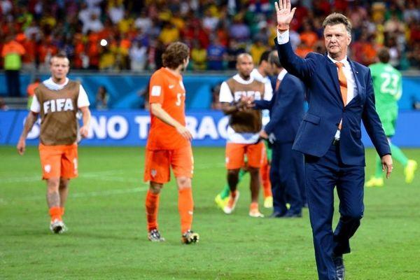 Παγκόσμιο Κύπελλο Ποδοσφαίρου: Το είχε σχεδιάσει ο φαν Χάαλ