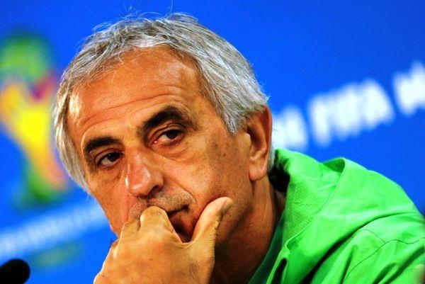 Παγκόσμιο Κύπελλο 2014: Παραιτήθηκε ο Χαλίλχοζιτς από την Αλγερία