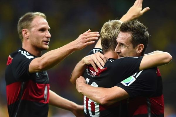 Παγκόσμιο Κύπελλο Ποδοσφαίρου 2014 – Ημιτελικοί: Δεν το περίμενε ο Κλόζε