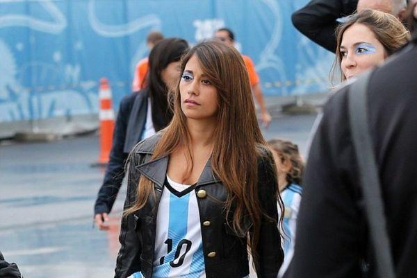 Παγκόσμιο Κύπελλο Ποδοσφαίρου - Τελικός: Το ένιωθαν οι Αργεντινές (photo)
