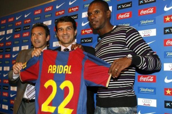 Λαπόρτα στο Onsports: «Ο Αμπιντάλ έκανε ομάδα την Μπαρτσελόνα» (photos+videos)
