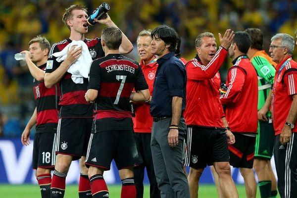 Παγκόσμιο Κύπελλο Ποδοσφαίρου 2014: Γερμανία χωρίς... αντίπαλο (video)