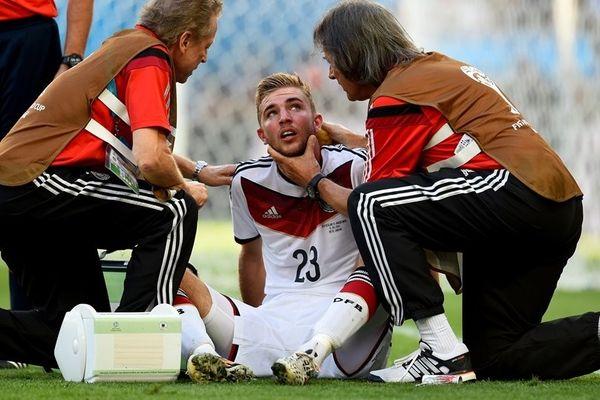Παγκόσμιο Κύπελλο Ποδοσφαίρου 2014 - Τελικός: Άτυχος ο Κράμερ