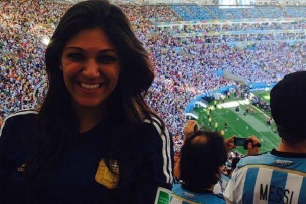 Παγκόσμιο Κύπελλο Ποδοσφαίρου – Τελικός: Ήταν όλες τους εκεί (photos)