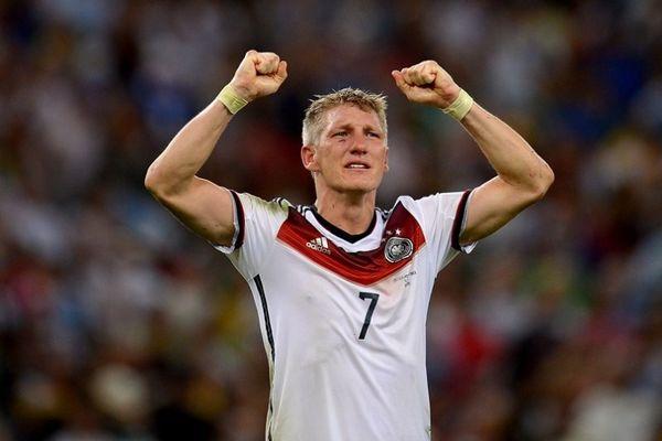 Παγκόσμιο Κύπελλο Ποδοσφαίρου 2014 – Τελικός: Τα… φιλάκια των «Πόλντι» και «Σβάινι» (video)