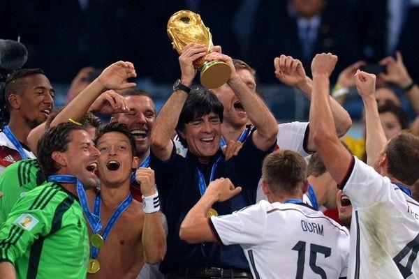 Παγκόσμιο Κύπελλο Ποδοσφαίρου 2014 - Τελικός: Η σύμπτωση των γερμανικών κατακτήσεων
