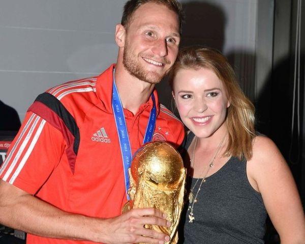 Παγκόσμιο Κύπελλο Ποδοσφαίρου –Τελικός: Το γλέντι στο ξενοδοχείο (photos)