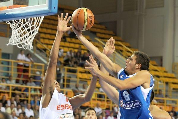 Εθνική Μπάσκετ Νέων Ανδρών: Τα highlights με Ισπανία (video)