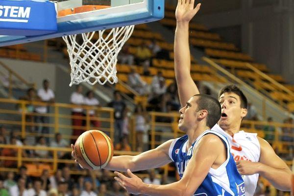 Εθνική Μπάσκετ Νέων Ανδρών: Στο Top 5 ο Μποχωρίδης (video)