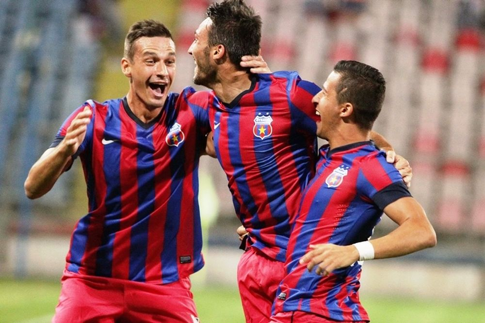 Champions League: Προβάδισμα για Στεάουα Βουκουρεστίου (videos)