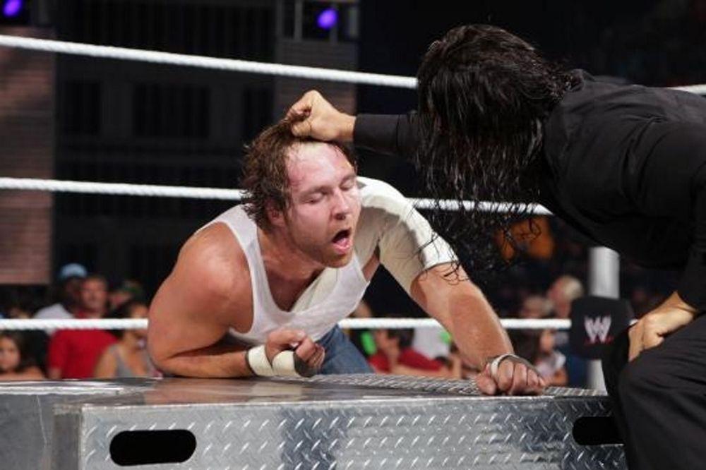 SmackDown: Νέα επίθεση στον Ambrose (photos+videos)