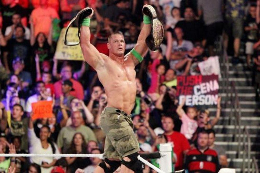 Battleground: Υπεράσπιση για Cena (photos+videos)